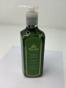 Bath Body Works White Barn Winter Citrus Wreath Gentle Gel Hand Soap 8 Fl Oz New