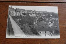 CPA Bar-le-Duc La ville haute 1918 Courrier poilu