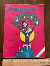 Vintage 1971 Jr Scholastic magazine David Cassidy Harley Davison Coca Cola ads