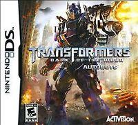 Transformers: Dark of the Moon - Autobots (Nintendo DS, 2011) BRAND NEW