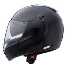 Caberg Justissimo GT DVS Flip Up Front Motorbike Motorcycle Helmet Metal Black S