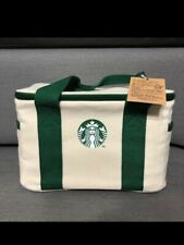2020 STARBUCKS Canvas Insulation Bag Strap Limited Edition Free Shipping /1PC