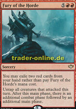 Fury of the Horde (colère des Horde) duel ponts: speed vs. Canning Magic