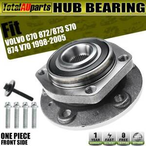 1x Wheel Bearing Hub for Volvo C70 872/873 S70 874 V70 2.0 2.4 Front LH or RH