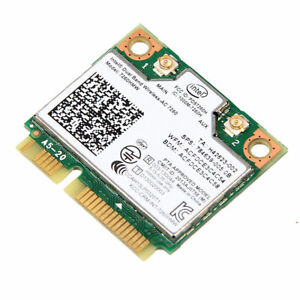 Neueste Version Intel Dual Band Wireless AC 7260 HMW 867Mbps 802.11ac Mini PCIe