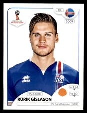 #183 Ragnar Sigurdsson-Islande Panini Adrenalyn XL Coupe du monde 2018