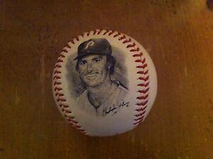vintage 1995 Burger King Phillies Legends Fotoball baseball Steve Carlton MLB