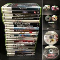 Lot of 26 Microsoft Xbox 360 Games | Used | Tested & Working