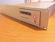 Telemation Porta-Sync  EIA Synchronizing Generator TSG-1000