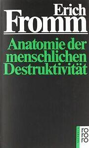 Anatomie der menschlichen Destruktivität von Fromm, Erich | Buch | Zustand gut