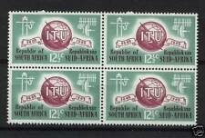 Mint Never Hinged/MNH South African Stamp Blocks (1961-Now)
