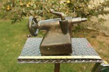 "Vintage Logan Wards Atlas Craftsman 10"" Lathe Tailstock Assembly 1 8,"
