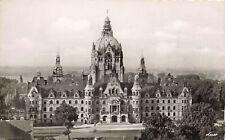 R217433 Hannover. Rathaus. Heinz Kober. Aqfa. LUX Ansichtskarten