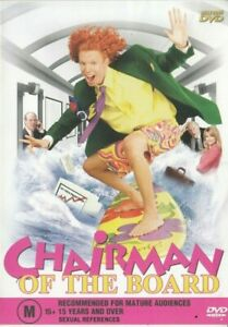 Chairman of The Board DVD - Carrot Top ALL REGION