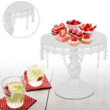 10 inch Cake Cupcake Stand Tray Fruit Dessert Display Tower Plate Wedding 24cm