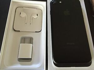 NEW iPhone 7 PLUS 128GB BLACK UNLOCKED TMobile VERIZON Straight Talk ATT Cricket