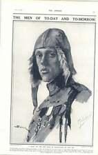 1919 New Race Of Navigators Of The Air Pilot Heroes