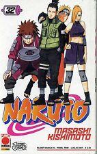 NARUTO n° 32  edizione Planet Manga numeri neri
