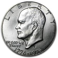1976-S 40% Silver Eisenhower Dollar BU (Type 1) - SKU #18376