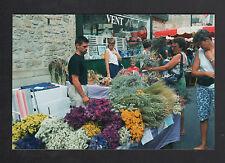 GUERANDE (44) MARCHAND de FLEURS Séchées au Marché en 1995