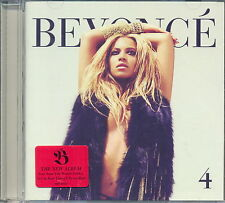 Beyonce 4 CD incl: I Was Here & End Of Time 2011