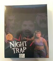 Night Trap 25th Anniversary Edition PC Big Box (Limited Run Games) - NEW