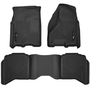 Husky Liners 99001 Weatherbeater Seat Floor Liners for Dodge/Ram 1500/2500/3500