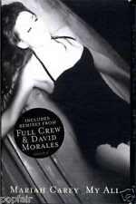 MARIAH CAREY - MY ALL / DAVID MORALES REMIX 1998 UK CASSINGLE