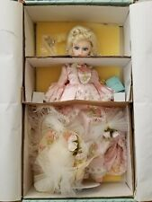 """Madam Alexander Rococo Catherine Porcelan 16"""" With Doll Stand"""