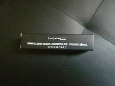MAC Grand Illusion Glossy Liquid Lipcolour - Sugar Poppy