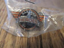 Harley Davidson HOG pin Harley Heroes