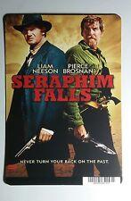 SERAPHIM FALLS NEESON BROSNAN COVER ART MINI POSTER BACKER CARD (NOT a movie)