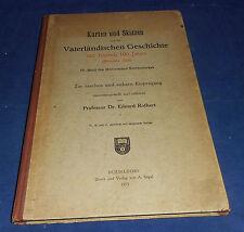 Karten und Skizzen aus der Vaterländischen Geschichte der letzten 100 Jahre