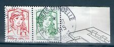 RARE PAIRE 4767+4774 HORIZONTALE OBLITEREE  - ISSUE DE FEUILLE F4774A - #2