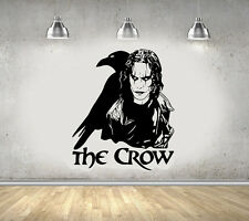Il Corvo Gotico FILM BRANDON LEE legenda Wall Art Adesivo/Adesivo