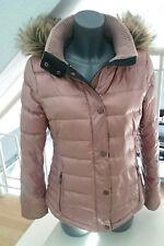 Neuwertig * Esprit Daunen Winter Jacke Gr. 36 rosa