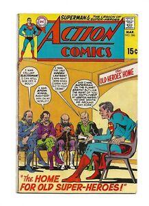 Action Comics #386 (1970) VG 4.0