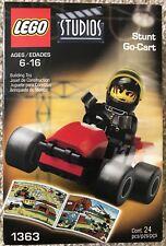 LEGO STUDIOS 1363 Stunt Go-Cart NEW & SEALED