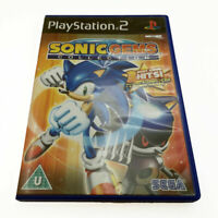 Sonic Gems Collection | PAL Playstation 2 PS2 | Complete Game | Acceptable