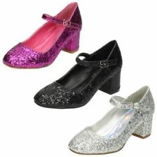 fb4e22e52d04 Silver Party Shoes for Girls for sale