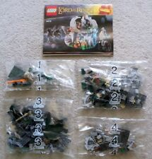 LEGO 9472 Lord of the Rings - Rare Attack on Weathertop (no minifigs, or box)
