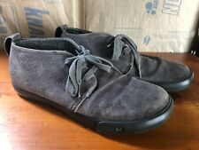 Keen Mens Sz 11.5 1007674 BR 0512 Gray Suede Chukka Sneakers Shoes S03