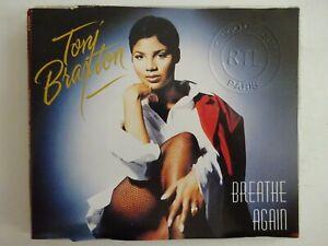 TONI BRAXTON : BREATHE AGAIN - REMIXES ♦ CD MAXI ♦