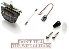 EMG 3 POS TELE SWITCH 3 WAY POSITION TELECASTER SELECTOR FOR 2 PICKUPS S3T-B162
