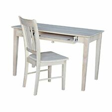 International Concepts Desk with chair K-Of-50-C10 K-Of-50-C10 New
