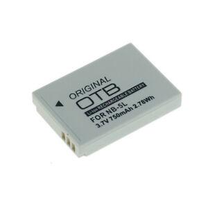 OTB Batería Para Canon NB-5L