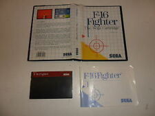 Sega Master System f-16 Fighter
