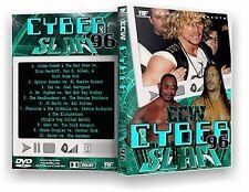 ECW Wrestling: Cyberslam 1996 DVD-R, Extreme Championship Cactus Jack Sabu Raven