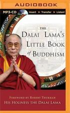 The Dalai Lama's Little Book of Buddhism MP3 Audiobook NEW