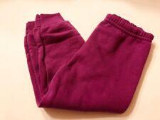 Girls Fleece Pants 5T Baby Kids Dark Purple